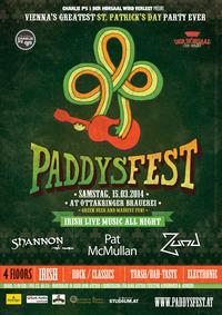 Paddysfest