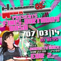 Finis Birthday Bash