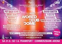 BigCityBeats World Club Dome@Commerzbank-Arena Frankfurt