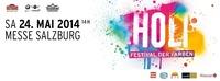 HOLI Festival der Farben 2014