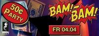 Bam Bam - Die 50 Cent Party