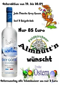 Osterweekendparty