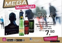 Mega MovieNight: Transcendence