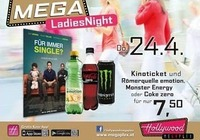 Mega LadiesNight: Für immer Single?