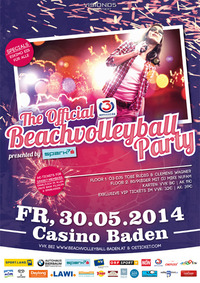 The official Ö3 Beachvolleyball Party presented by spark7