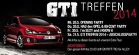 GTI Treffen 2014 Opening Party