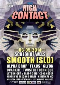 High Contact Summer 2014