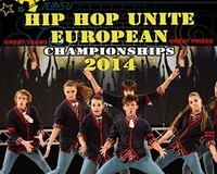 FISAF International European Fitness & Hip Hop Unite