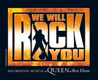 We Will Rock You - Das Original Musical von Queen  Ben Elton
