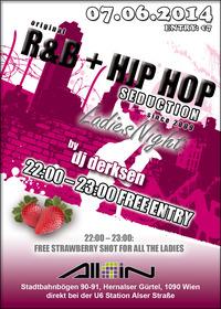 Original R&B + Hip Hop Seduction since 2009
