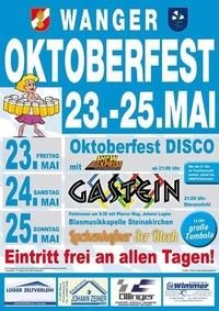 Wanger Oktoberfest