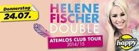 Helene Fischer Double - Atemlos Club Tour 2014