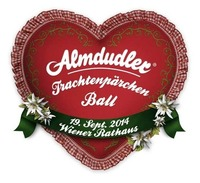 Almdudler Trachtenpärchenball 2014