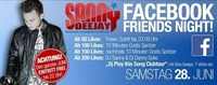 DJ Sannys Facebook Friends Night