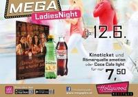 Mega LadiesNight: Einmal Hans mit scharfer Soße
