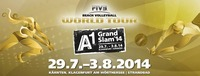 A1 Beach Volleyball Grand Slam 2014