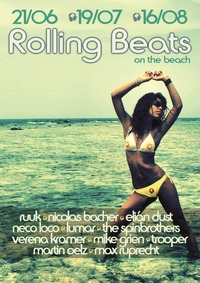 Rolling Beats hits the VCBC!