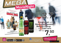 Mega MovieNight: Grosse Jungs
