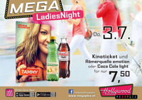 Mega LadiesNight: Tammy