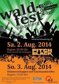 Waldfest Behamberg 2014@Hafnerwald