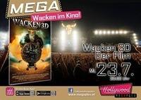 Mega: Wacken um Kino!