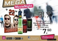 Mega MovieNight - 22 Jump Street