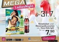 Mega LadiesNight - Eyja Fjalla Jökull