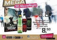 Mega 3D MovieNight - Planet der Affen Revolution