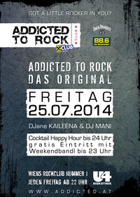 Addicted to Rock Club! Das Original