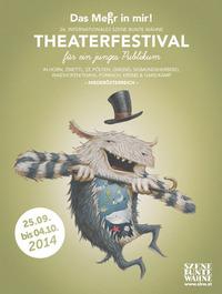 Eröffnungsempfang des 24sten internationalen Theaterfestivals Szene Bunte Wähne für ein junges Publikum