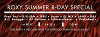 Roxy Summer B - Day Special