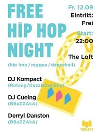 Free Hip Hop Night