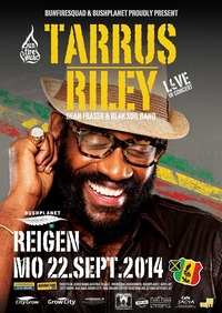 Tarrus Riley feat. Dean Fraser & Black Soil Band