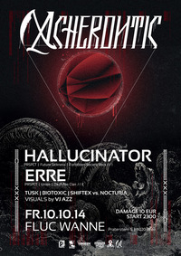 Acherontic feat. Hallucinator & eRRe