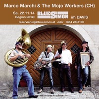 Marco Marchi / The Mojo Workers CH