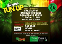 Vienna TUN UP celebrates 1 Year of Reggae & Dancehall Togetherness@Camera Club