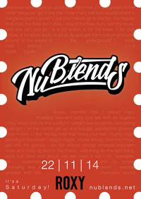 Nu Blends Club Session Opening