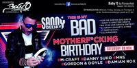 Sanny Deejays - Bad Mother**cking Birthday