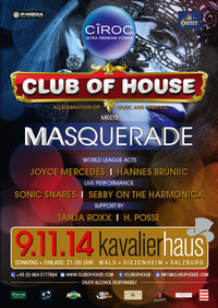 Club of House - A Celebration of Music and Lifestyle