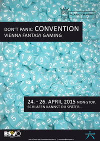 Don't Panic Convention