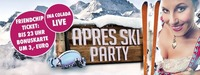 Apres Ski Party