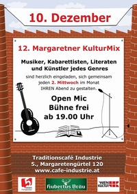 12. Margaretner KulturMix im Industrie!