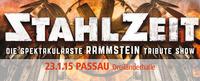Stahlzeit - das große Rammstein Tribute-Konzert