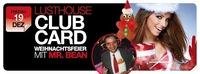Club Card Weihnachtsfeier - mit Mr. Bean