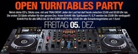 Open Turntables Party