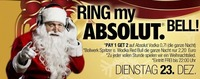 Ring my Absolut-Bell