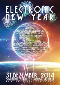 Electronic New Year pres. by Cosmic Space Disco, Spirit Base, Soundlab Pirates, Progressive Selection & Lucid Dreams