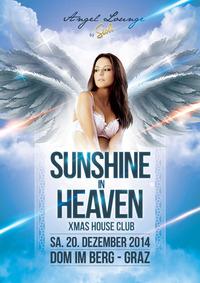 Sunshine in Heaven - Xmas House Club 2014