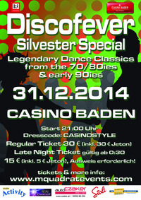 Discofever Silvester Special