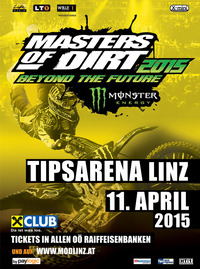 Masters of Dirt - Beyond the Future 2015